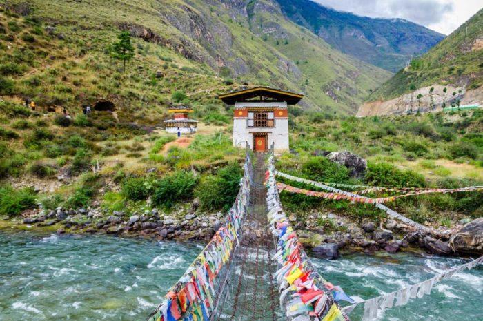 Bhutan Tour Package by Air